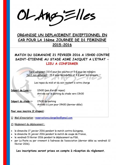 Saint-Etienne 2016